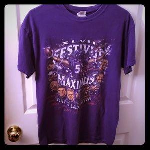 Superbowl XLVII Baltimore Ravens T-Shirt. Size M